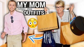 My Mom Buys My Outfits!