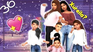 ULTIMATE CROSSOVER! 😱 | RUNAWAY TEEN PREGNANCY CHALLENGE | The Sims 4 | Ep.36