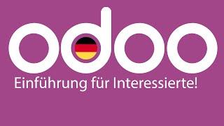 Was ist Odoo? Einführung auf Deutsch & Rundgang im Odoo