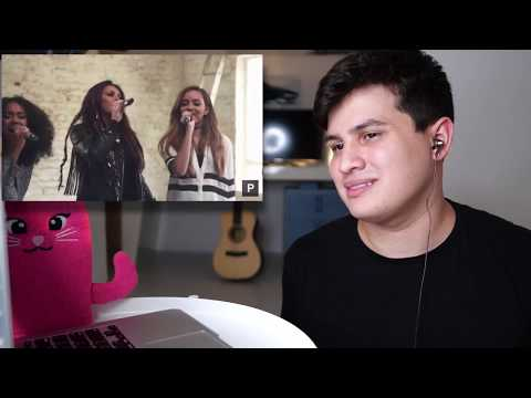 Vocal Coach Reaction to Little Mix Best Live Vocals