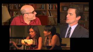 Interrogation Room - Trivia with the White Collar Cast