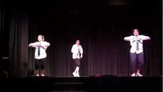 Tamil Dance Performance - TFF