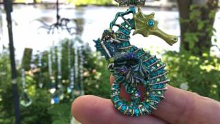 Kirks Folly Dreamy Mermaid Seahorse Magnetic Enhancer