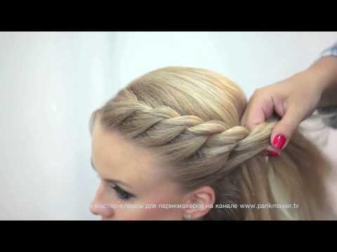 Мастер класс «Тех� ика плете� ия кос» How to do braiding