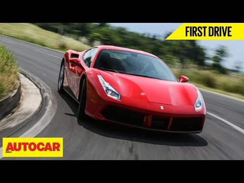 Xxx Mp4 Ferrari 488 GTB First Drive Autocar India 3gp Sex