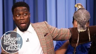 Kevin Hart Is Terrified of Robert Irwin