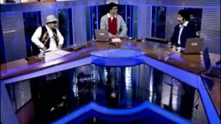 طنز ميز 91 - با شرکت دکتر بابا و دکی حشمت خان