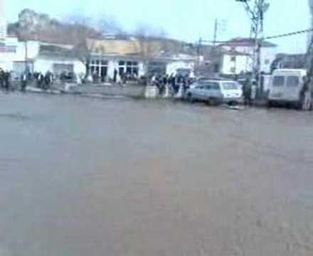 mazı köyü sel