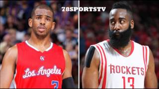 Chris Paul Traded To Rockets & Carmelo Might Join CP3 And Harden In Houston