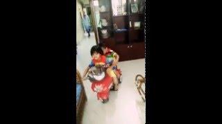 Eric and Nazia bike ride dhaka 1207