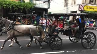 2016 Jogja - Jln Malioboro ride