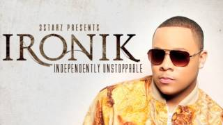 Ironik - Ressurection feat Alice Ella (TRACK 9 - INDEPENDENTLY UNSTOPPABLE)