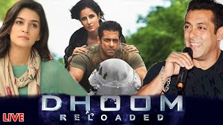 Salman-Katrina Confirmed For DHOOM 4, Kriti Sanon Signs BY Salman Khan For His Movie JUGALBANDI