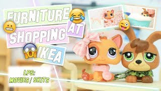 LPS: Furniture Shopping at IKEA?