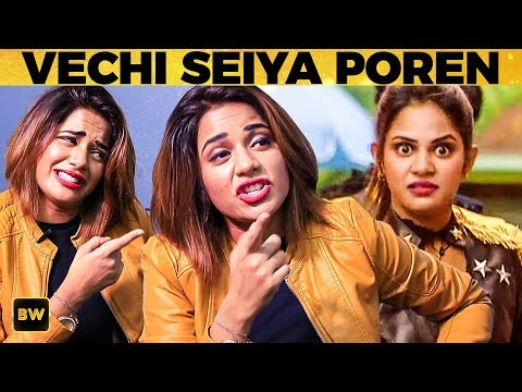 Xxx Mp4 Aishwarya Enacts VECHI SEIYA POREN Moment Bigg Boss Vijay TV SS 33 3gp Sex