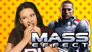 Mass Effect | Hot Pepper Game Review ft. Kim Horcher