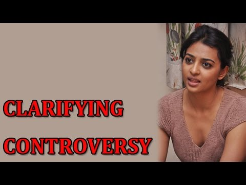 Radhika Apte Talks To zoOm On Her 'Fake Nude Picture' Controversy | Hunterr Movie