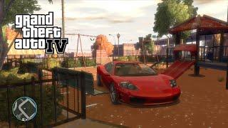 GTA IV - Swingset Glitch Compilation