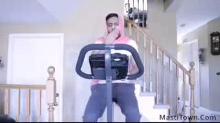 Indian Girls vs Gym Exercise Machines
