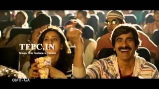 Kick 2 Movie comedy Scene trailer - Ravi Teja, Rakul Preet