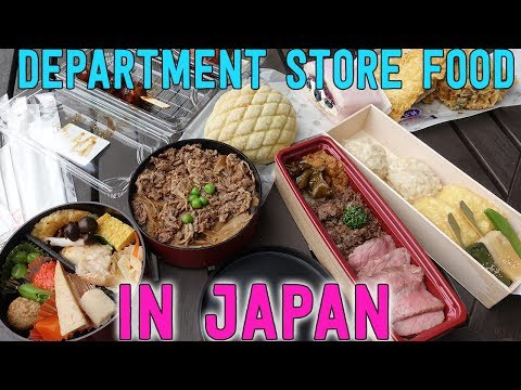 Xxx Mp4 FEASTING At Japanese DEPARTMENT STORE Mitsukoshi In Tokyo Japan 3gp Sex