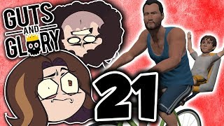 Guts and Glory: Cannonball Dad -  PART 21 - Game Grumps