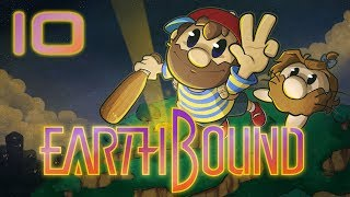 EarthBound| Let's Play Ep. 10 | Super Beard Bros.