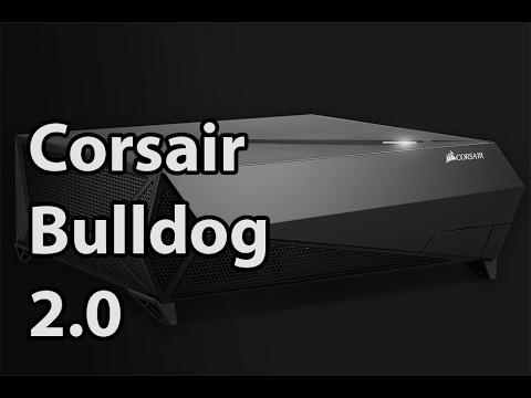 Corsair Bulldog - An HTPC Designed for 4K Gaming