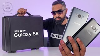 Samsung Galaxy S8 & S8+ UNBOXING