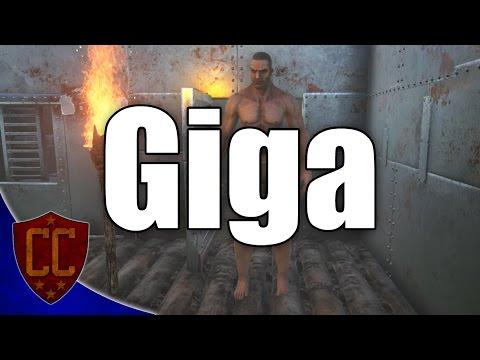 Giga - ARK: Survival Evolved (Short Film)