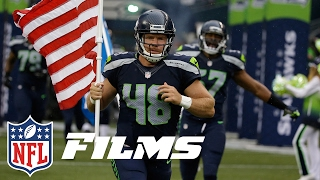 Green Beret & Former Seattle Seahawk Nate Boyer on Colin Kaepernick's Protest | NFL Films
