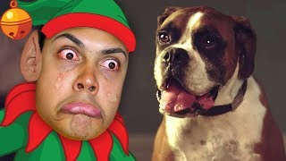 REACTING TO THE SADDEST CHRISTMAS COMMERCIALS (Christmas Adverts 2017)