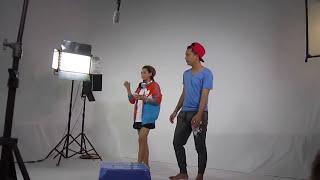 Ms. Hin Channiroth the famous Movie Star and MC at Bayon TV | Former Freshie Girl Hin Chanirath