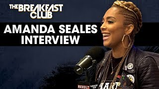 Amanda Seales Talks Comedy Tour, New Relationships, Music + More