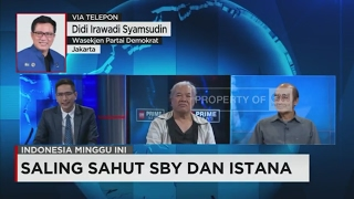 Indonesia Minggu Ini: Saling Sahut SBY-Istana, Aksi 112 hingga Debat Final Pilkada DKI