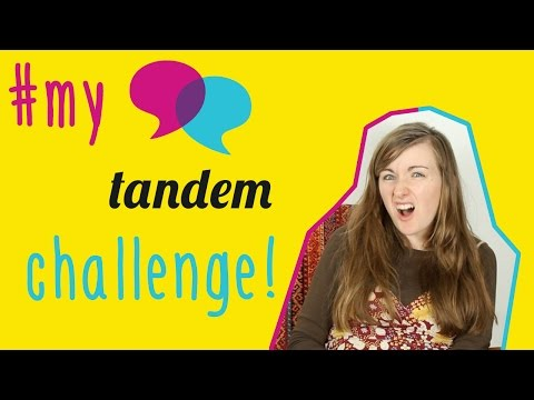 Practising 8 Languages in 30 Minutes with Tandem - #MyTandemChallenge║Lindsay Does Languages Video