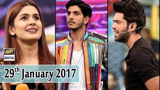 Jeeto Pakistan - Karachi Kings Special - 29th January 2017 - ARY Digital