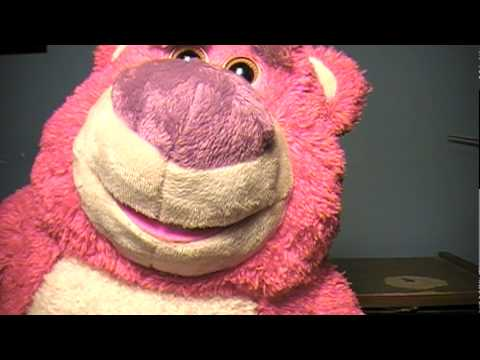 Toy Story Collection Lots o Huggin Bear Lotso Review