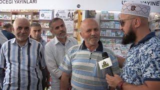 Milli Görüşçü, Ahsen Tv Muhabirini Alt Üst Etti
