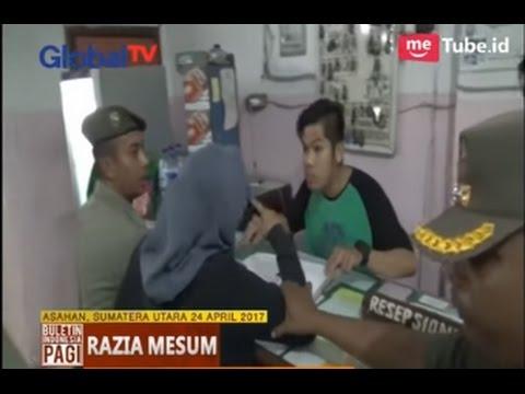 """Razia Mesum, Satpol PP """"Adu Urat"""" Dengan Pengelola Penginapan - BIP 2504"""