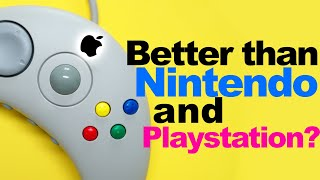 Did Apple make a better system than Nintendo & Playstation?
