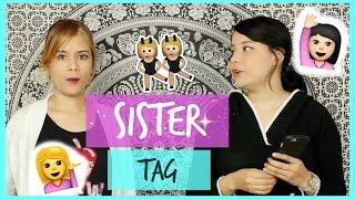 👯MY SISTER LEARNS KOREAN?!'👯/ SISTER TAG! 2016 / #Q&A