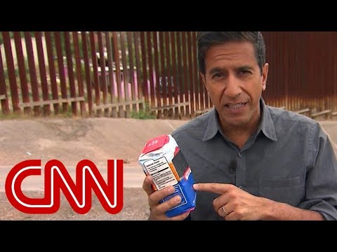 Why a wall won t solve America s drug problem