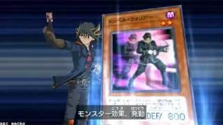 Yu-Gi-Oh! 5D's Tag Force 6 - Yusei vs Antinomy
