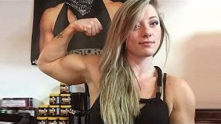 25 years old muscle girl Rachel Plumb [Mr Betven]
