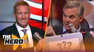 Joel Klatt on OU without Baker, Texas and Michigan