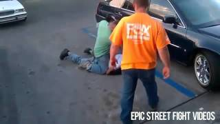 Best Street Fights and Knockouts Compilation 2016 - Real Street Fights - ESFV