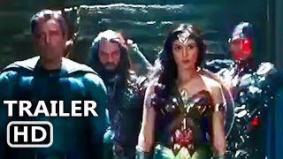 "JUSTICЕ LЕAGUE ""Batcave"" NEW Promo + Trailer (2017) Superhero Movie HD"