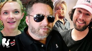 Burnie Vlog: Ellie is Trying to Kill Me?