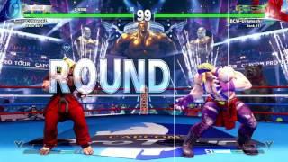 SF V BCW -Urameshi = Ragequitter